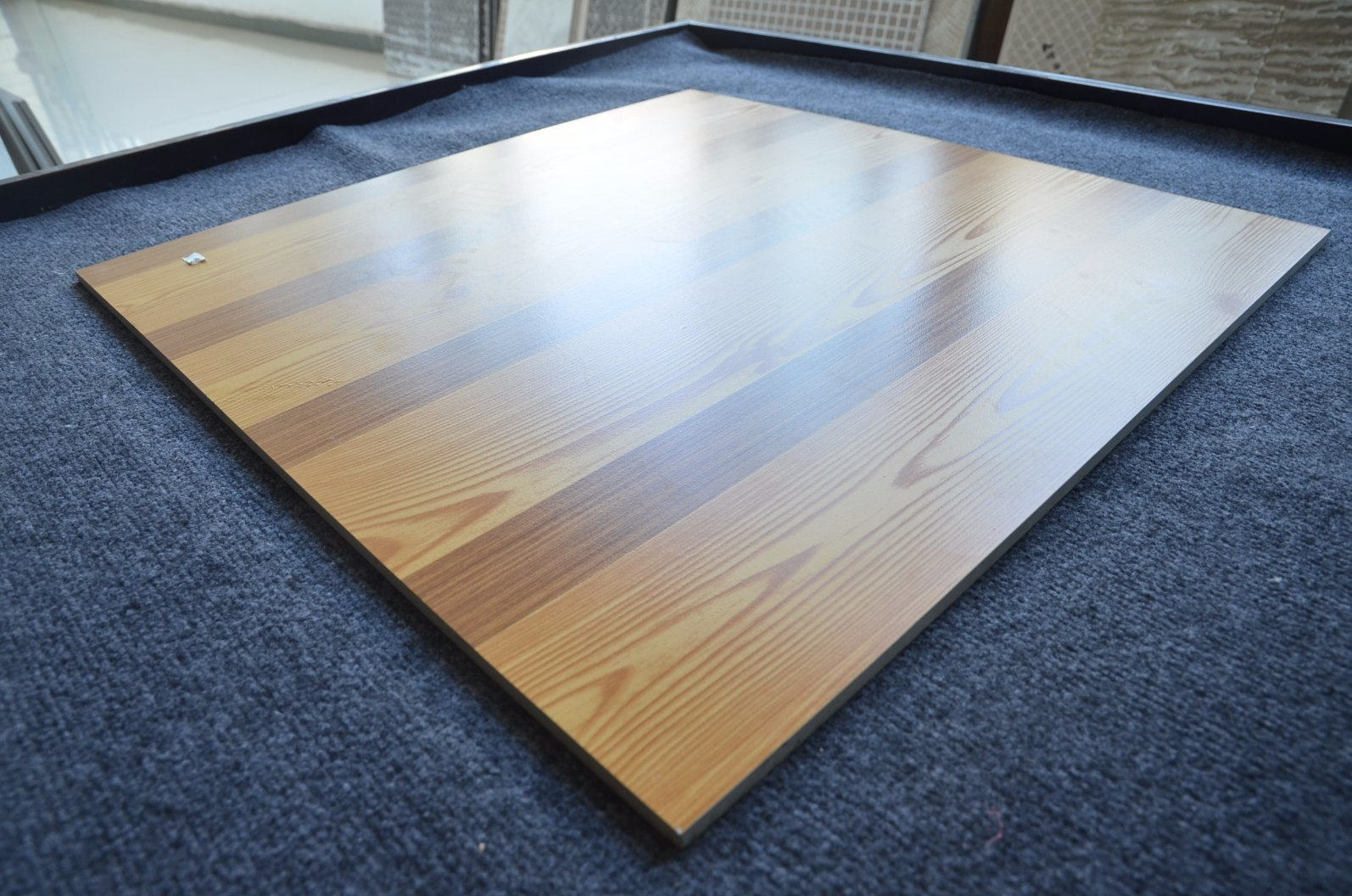 China Cheap Price Foshan Flooring Floor Tiles 600X600 Natural Wood ...