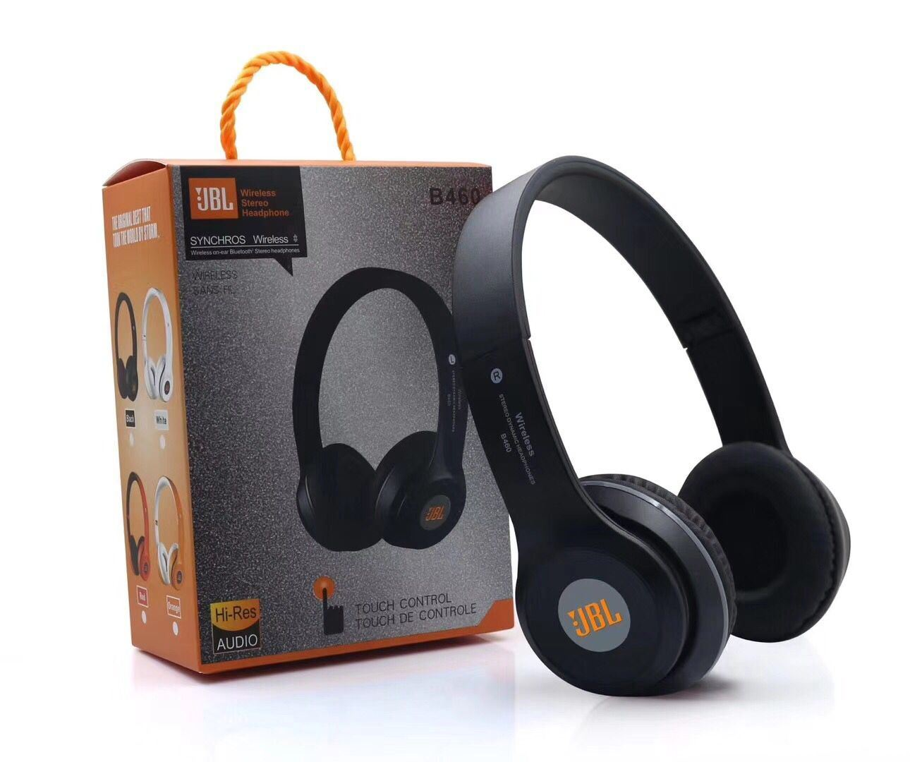 China Original Wireless Bluetooth Headphone For Jbl B460 With Tf Headset Jbll
