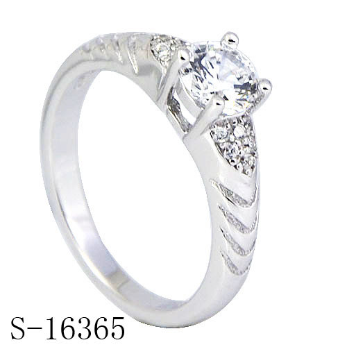 Factory Price 925 Silver Women Ring