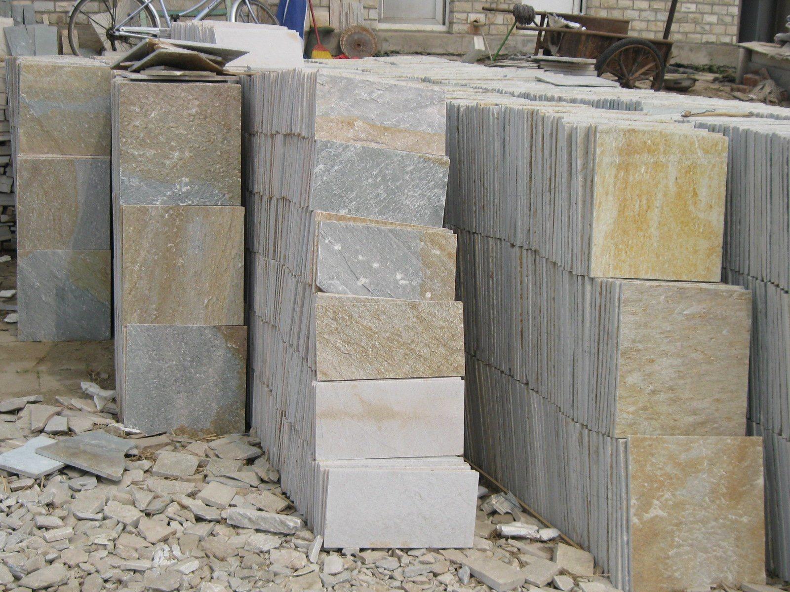 Chinese Professional Slate Floor Tile Manufacturer China Slate