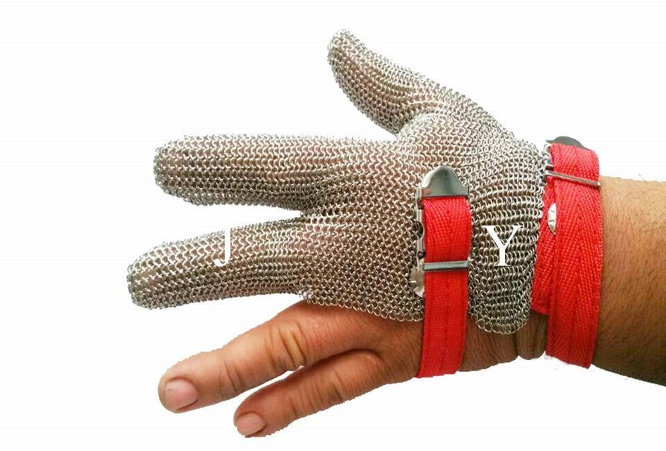 Wire Mesh Butcher Stainless Steel Glove pictures & photos