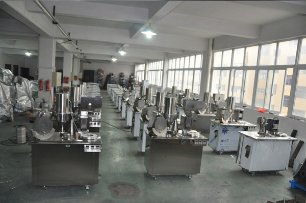 Semi Automatic Powder Capsule Capsule Filling Machine pictures & photos