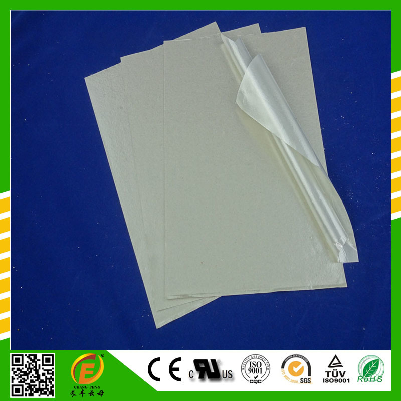 China Microwave Oven Mica Plate Sheet Cover Repair For 12x15cm Insulation