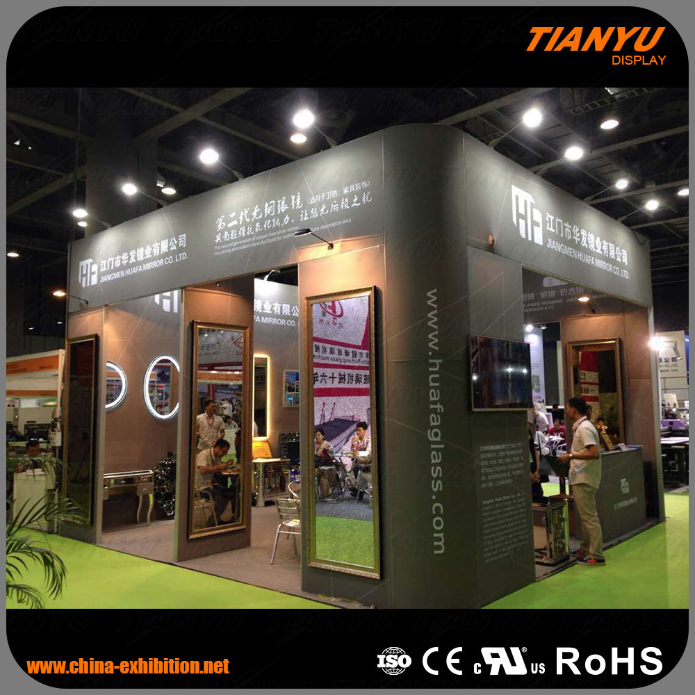 Exhibition Booth Manufacturer China : China aluminum profile booth design for exhibit events