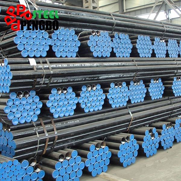 Black Carbon Welded Steel Pipes and Tube pictures & photos
