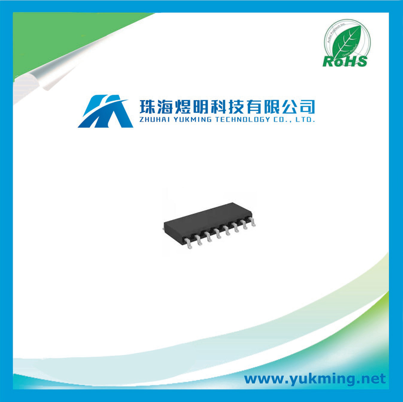 China Integrated Circuit Tea1751t Of Power Supply Smps Controller Ic