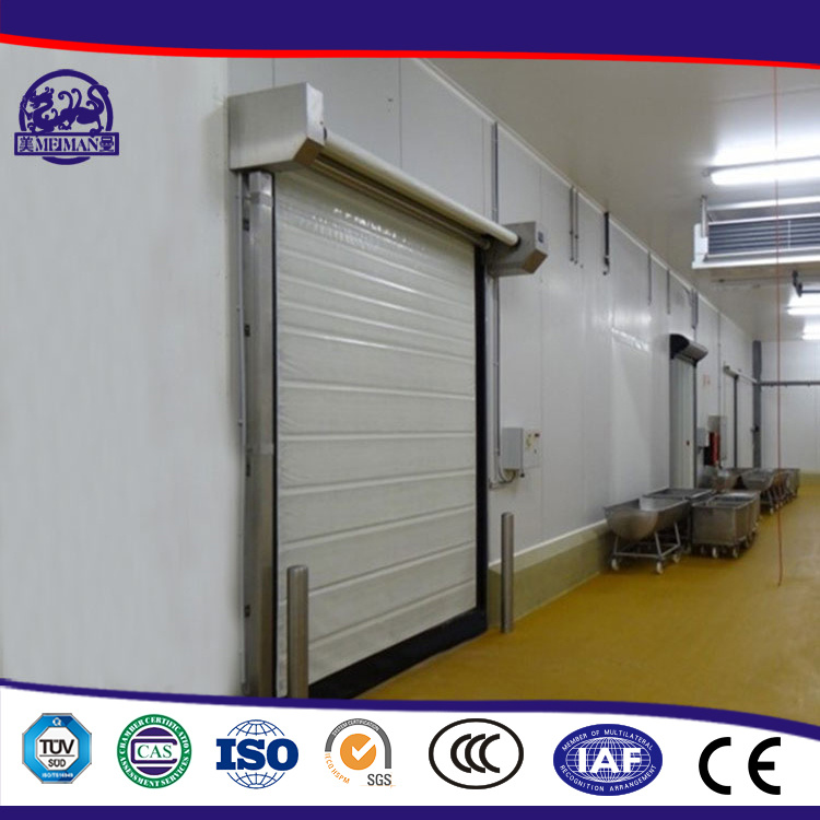 High Quality PVC Industrial Cold-Resistant Durable High Speed Zipper Door  sc 1 st  Shanghai Meiman Door Co. Ltd. & China High Quality PVC Industrial Cold-Resistant Durable High Speed ...