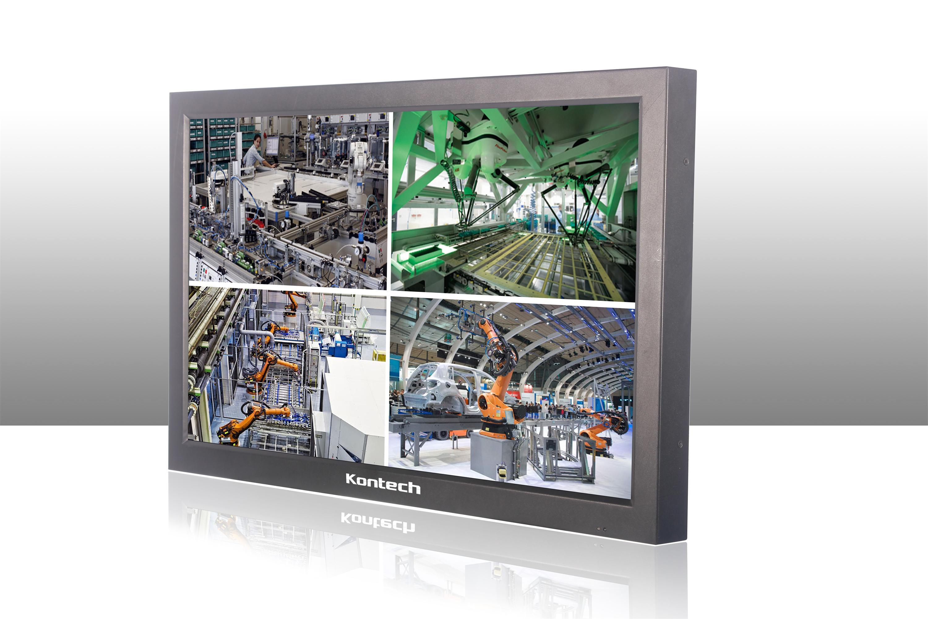 Industrial CCTV LCD Monitor, Supports Stable 7 X 24 Hours Workingtag pictures & photos