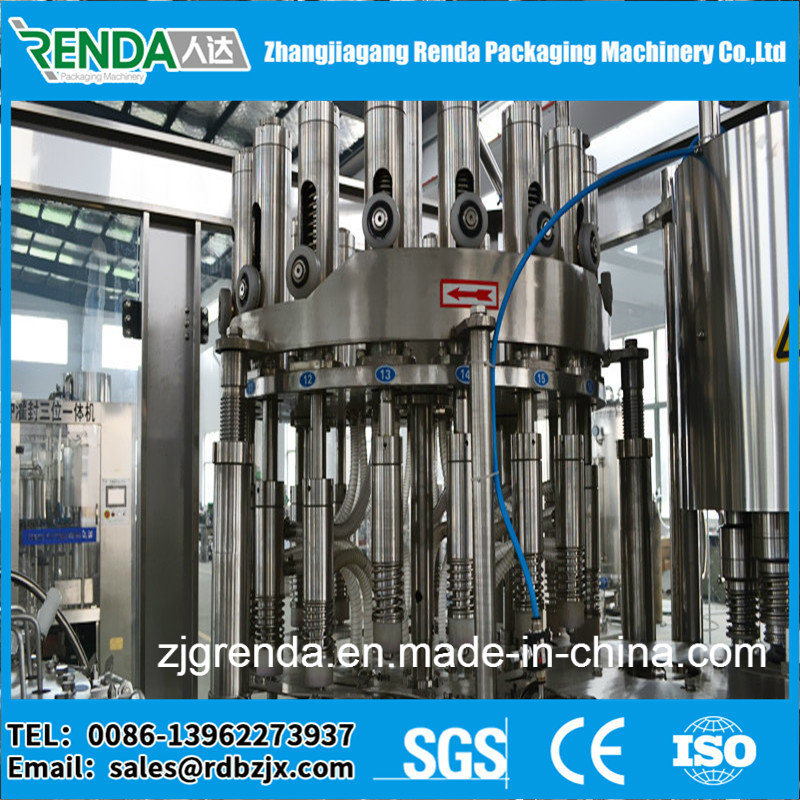Filling Machine for Juice /Milk /Tea /Other Beverage Drinks