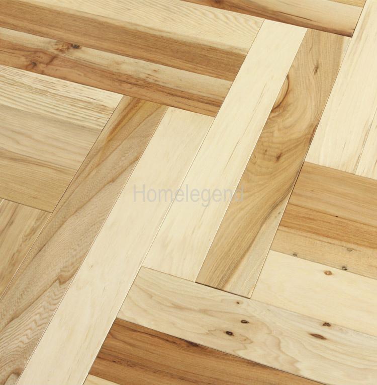 Hickory Engineered Wood Flooring
