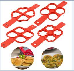 China fast easy way to make perfect pancakes nonstick silicone fast easy way to make perfect pancakes nonstick silicone pancake ring fried egg mold ccuart Gallery