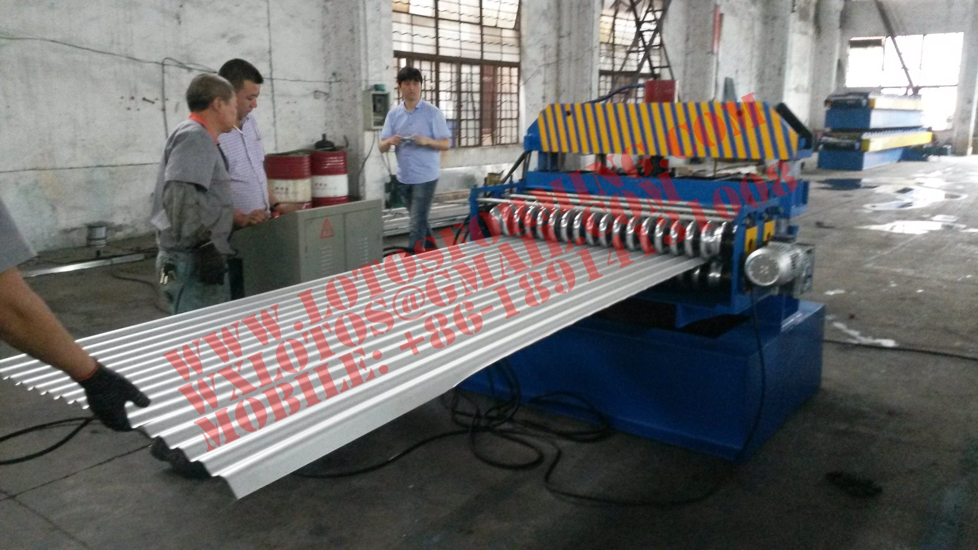 Crimping Machine New Design