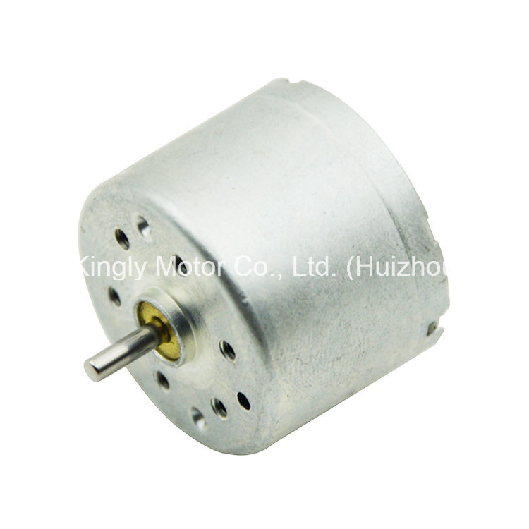 [Hot Item] DC 4 5V 3300rpm Metal Brush Motor for Dispenser
