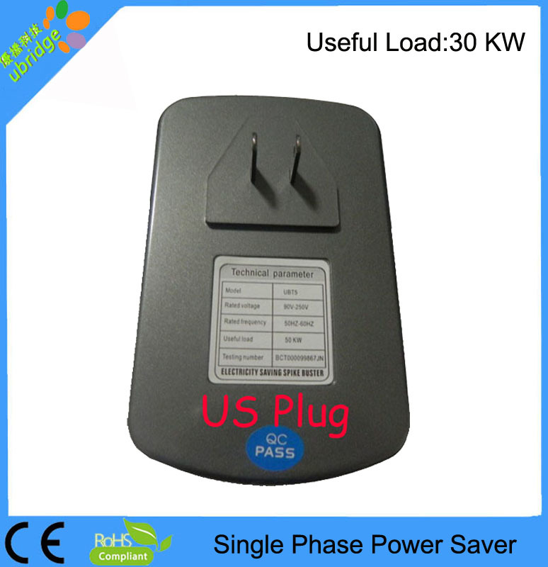 Power Saver / Energy Saver /Power Factor Saver with 100% ABS Material
