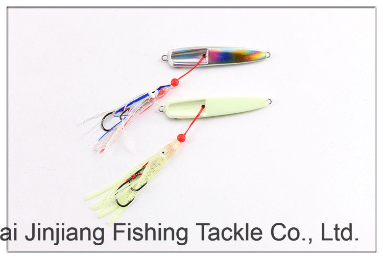 China Wp-24 Slow Pitch Snapper Fishing Tackle Artificial