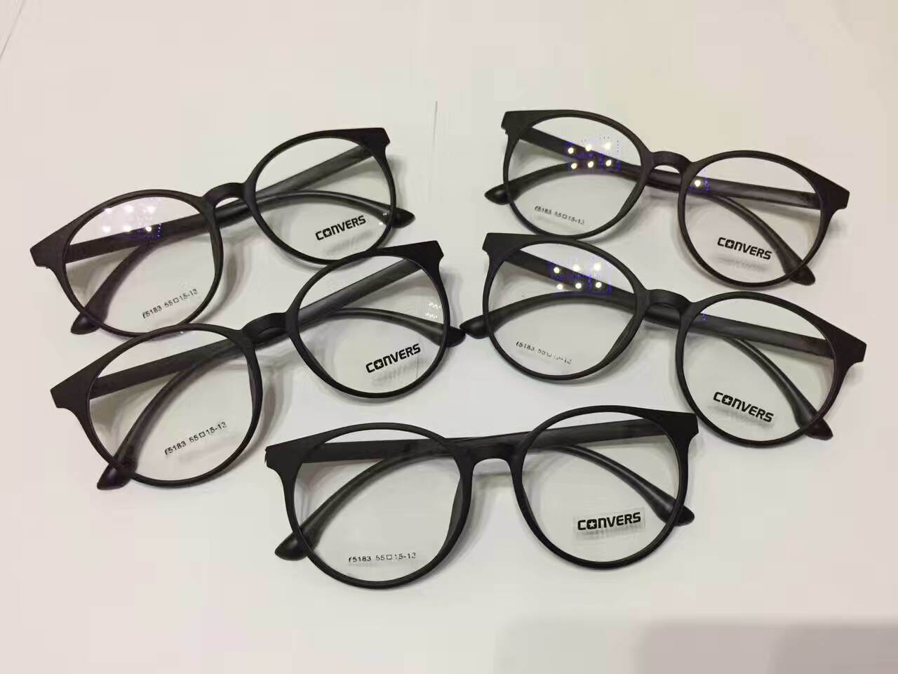 China Fancy Fake Designer Non-Prescription Glasses Frame Clear Lens ...