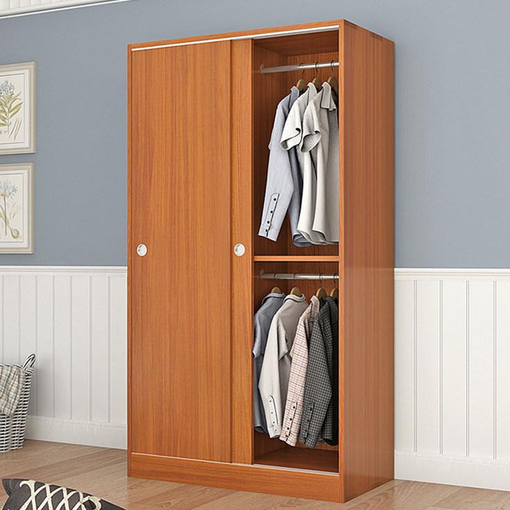 China Teak Maple Walnut Cherry Beech Panel Furniture Wardrobe Closet Cabinet