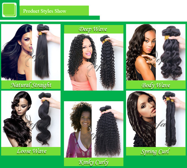 China Convenient Use Natural Black Straight Malaysian Hair Extension