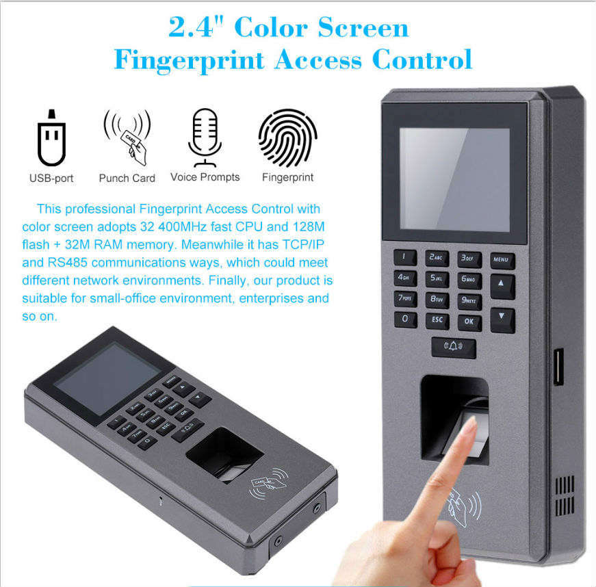 China Fingerprint & Keypad Door Access Control and Time Attendance ...