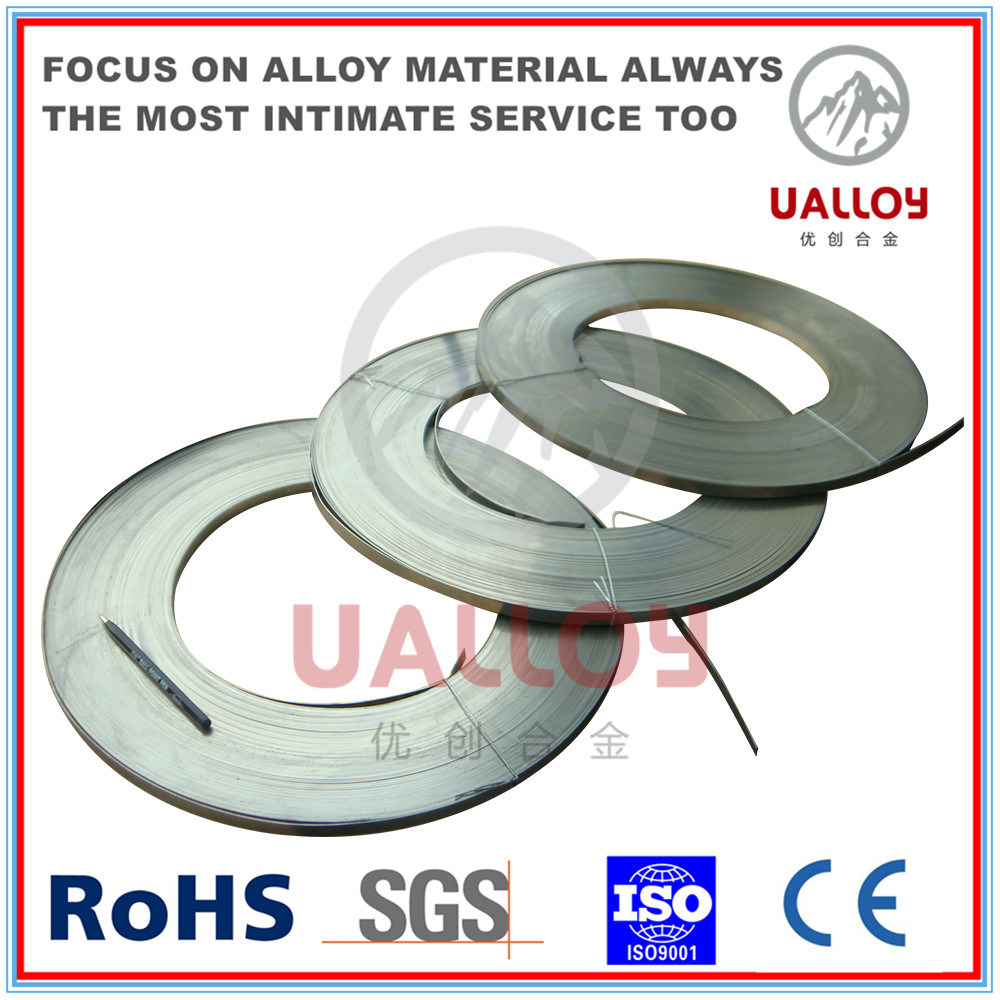 High Quality 0.1*8mm 0cr20al5 Heating Resistance Ribbon