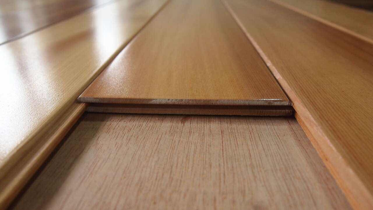 China Groove And Tongue Red Cedar Wood Flooring Interior Exterior Wall Paneling Sauna Panel