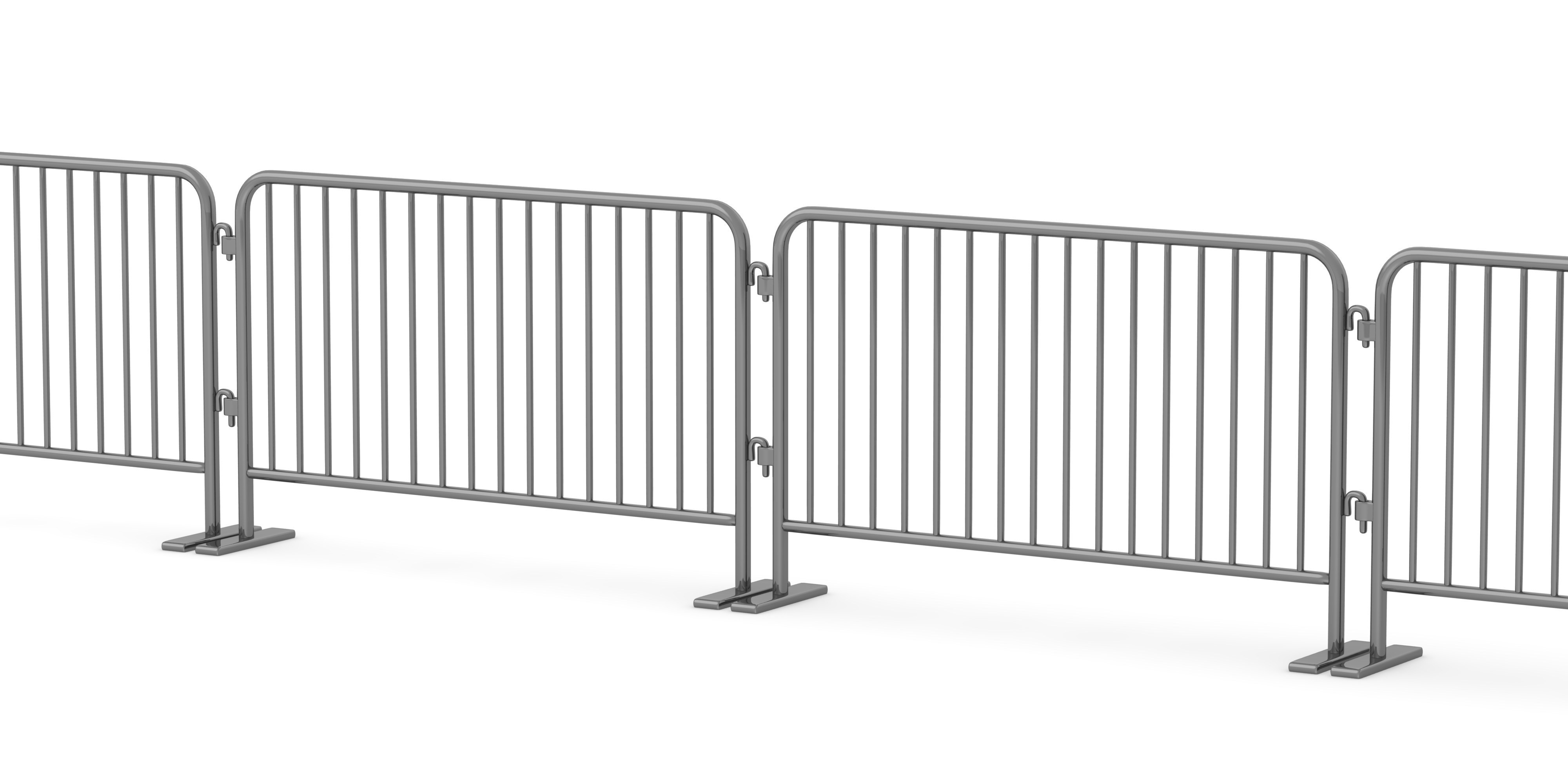 china road barricade fence  metal barriers road safety products  crowd control barrier