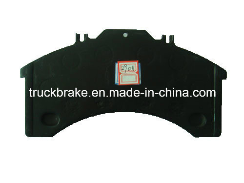 Iveco Truck Brake Pad Wva 29011/2992479/1906191