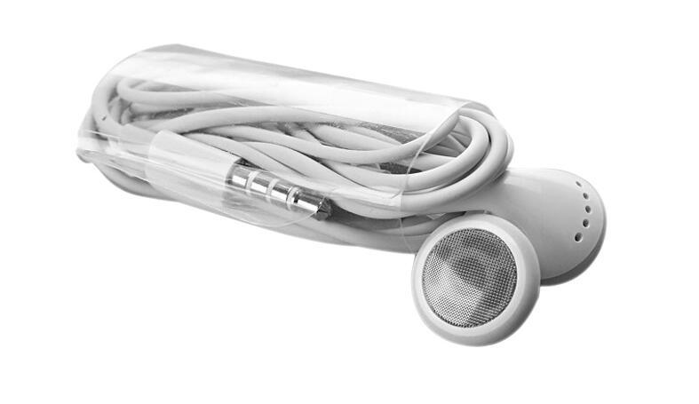 Earphones with Mic and Volume Control for iPhone 4S pictures & photos