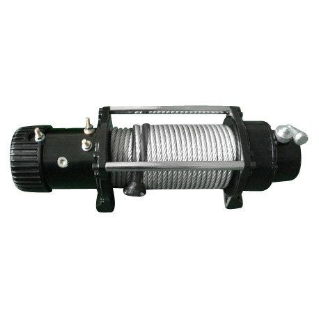 DC12V New Truck Electric Winch with 9500lb Pulling Capacity