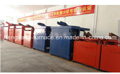 Kgps Parallel If Hydraulic Steel Shell Melting Furnace