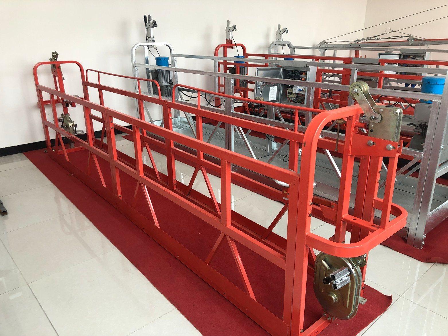China Suspended Platform Construction Platform Working Platform