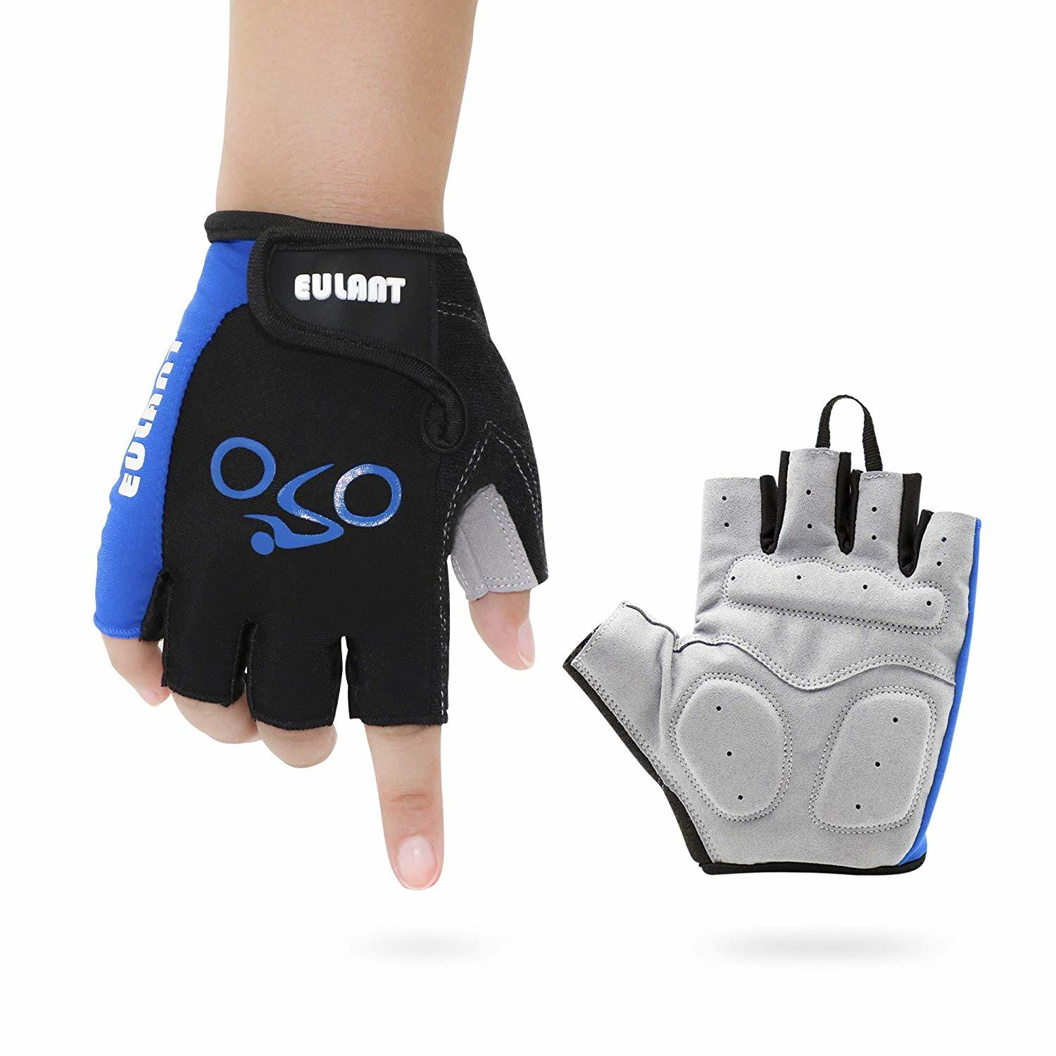 Half Finger Cycling Bike Bicycle Riding Gloves Wrist Gloves outside activities