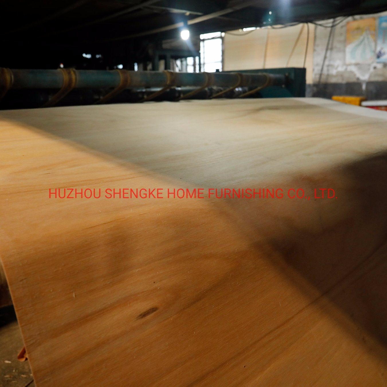 China Yellow Mlh Drying Lit Veneer Mdf Timber Lumber Wood