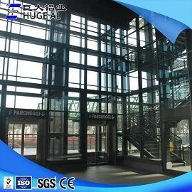 China Professional Curtain Wall Detail Dwg - China Aluminum Window, Wall