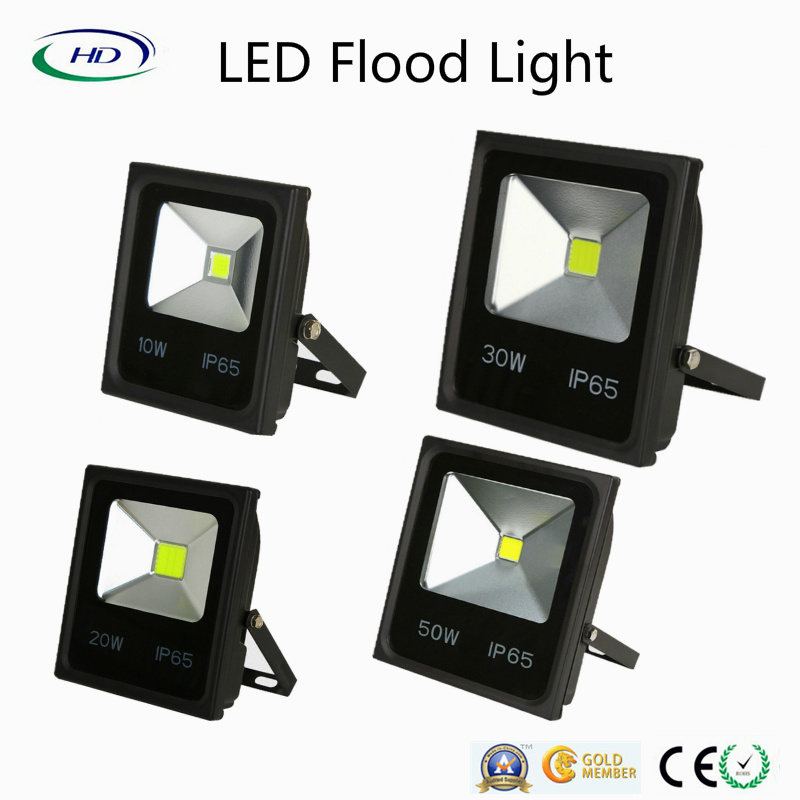 10W/20W/30W/50W Economical Series LED Flood Light with Epistar COB pictures & photos