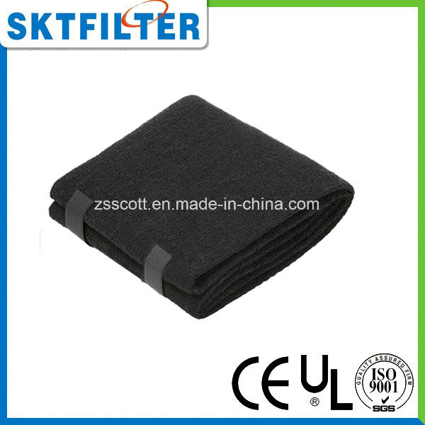Hot Sale Customize Size Activated Carbon Filter Media pictures & photos