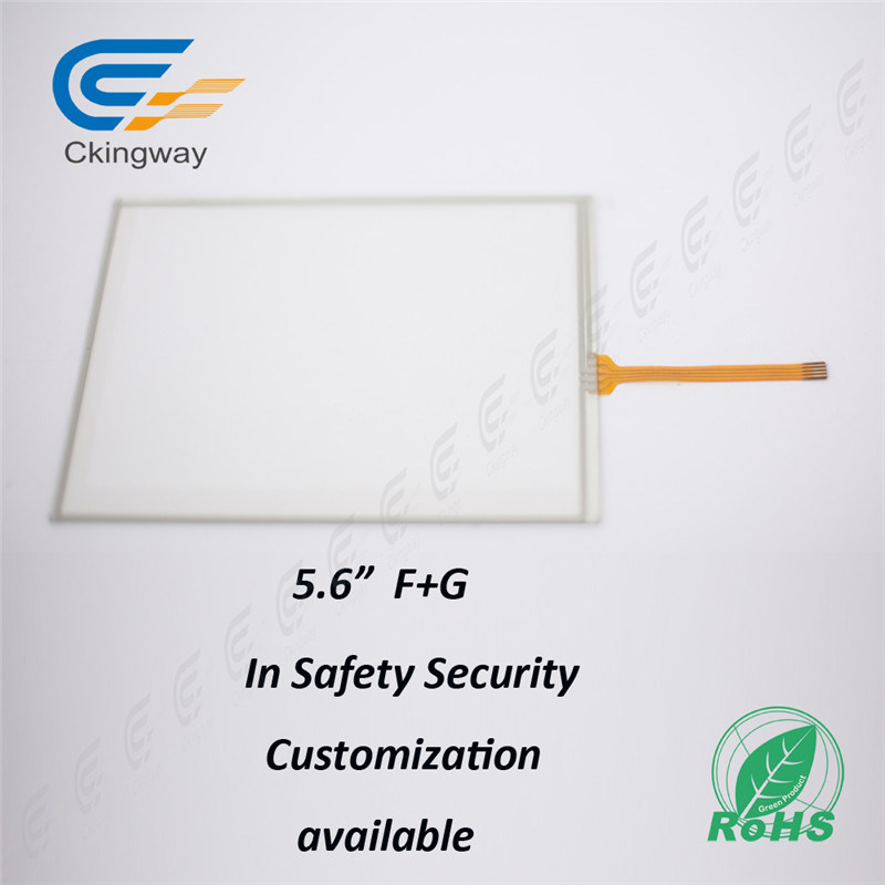 Wholesale Resisitve 5.6 Inch Ckingway Touch Plate Sensor for GPS pictures & photos