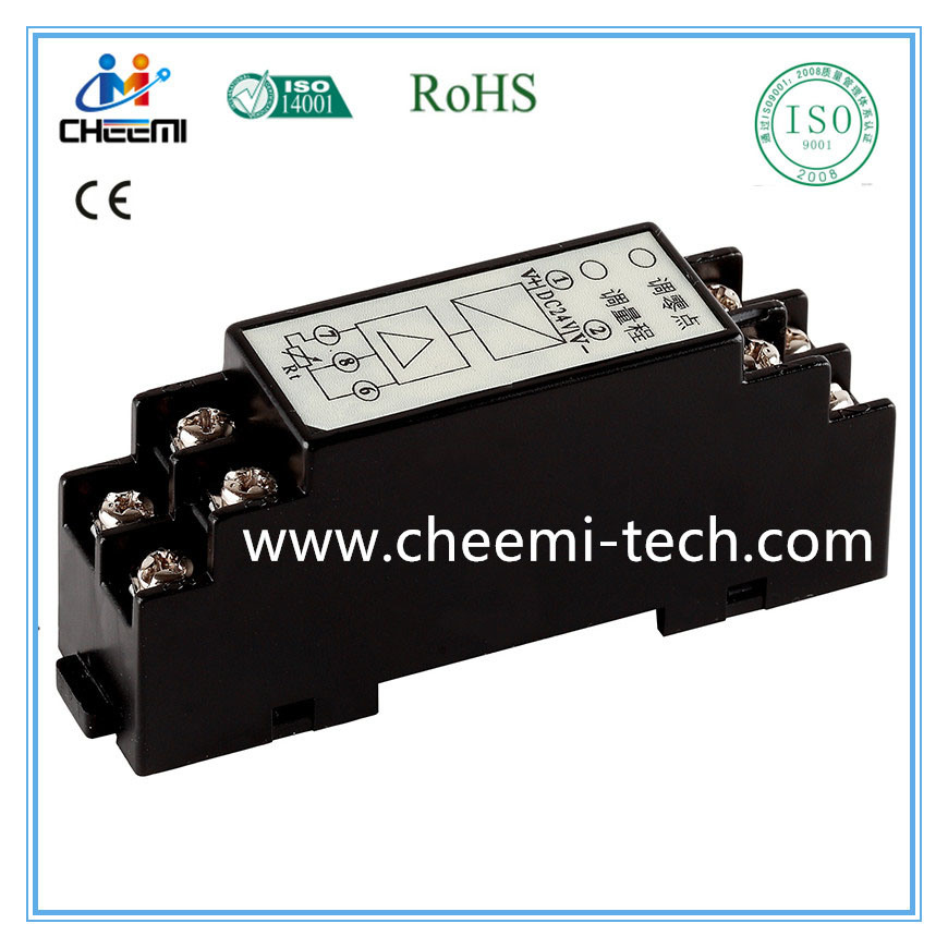 DIN-Rail Mounting Temperature Transmitters with 4-20mA Output pictures & photos