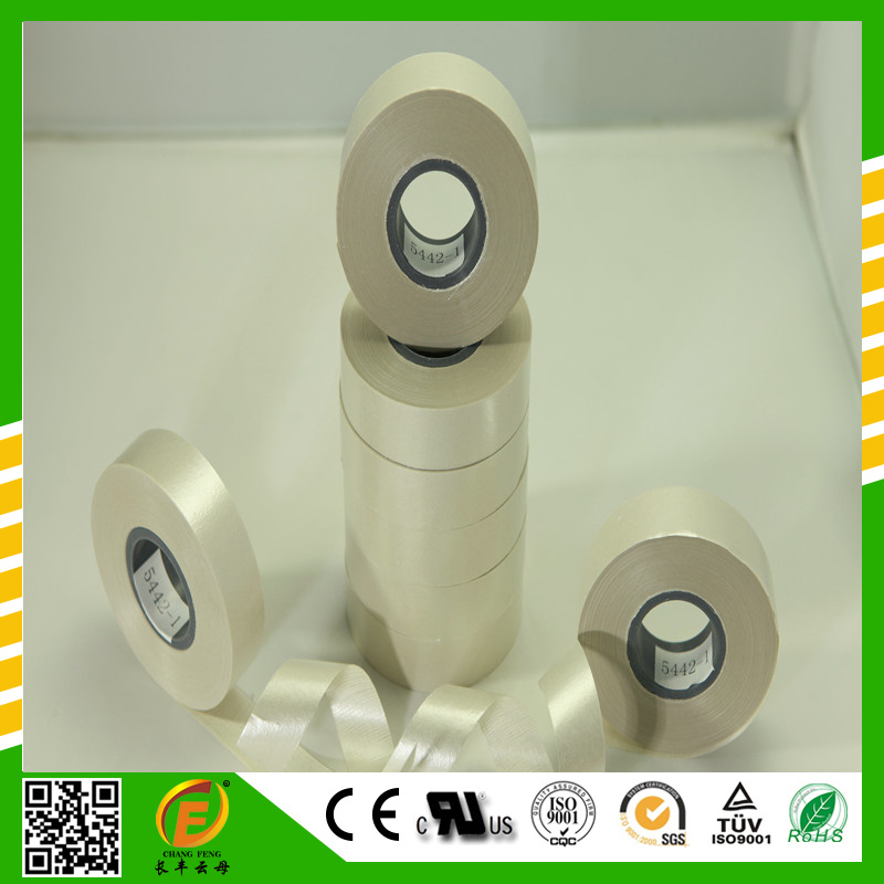 Resin Poor Electrical Insulation Mica Tape for Motor