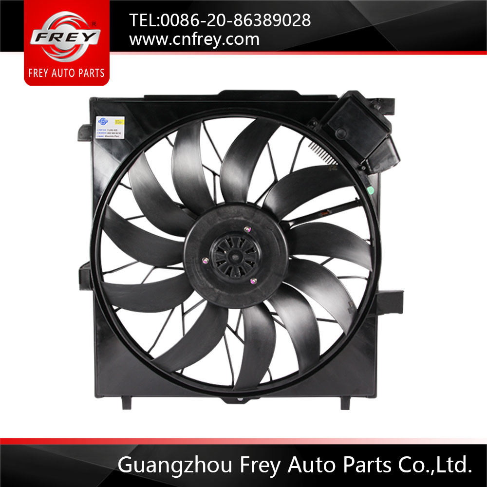 China Auto Spare Parts Car Electrical Fan 4635000293 For W463 Cool Radiator Cooling