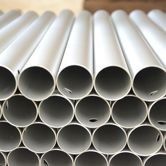 Aluminum Extrusion for Surface Oxidized Pipe