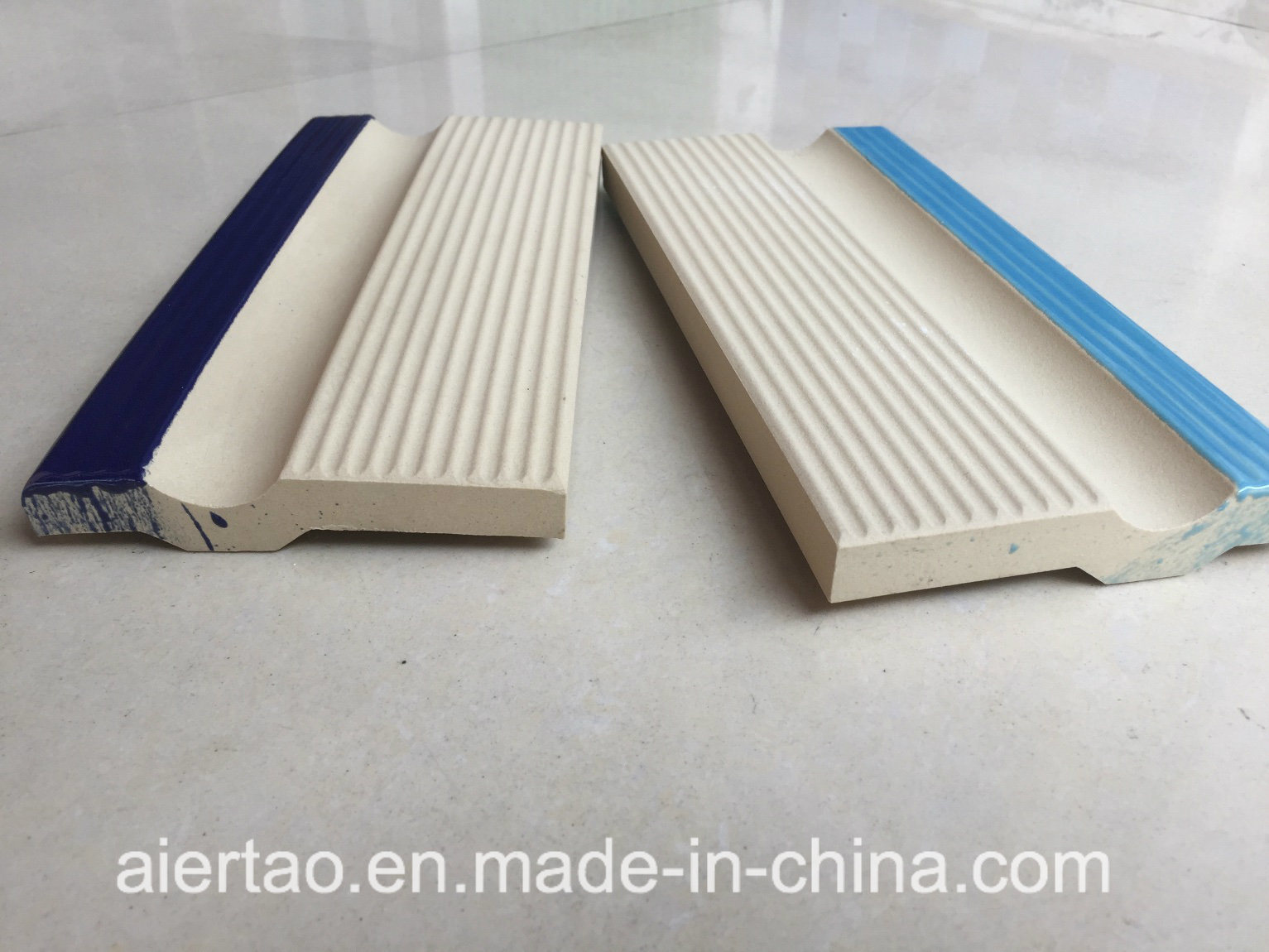 China Swimming Pool Edge Tiles/Fingergrip /Corner Tiles Photos ...
