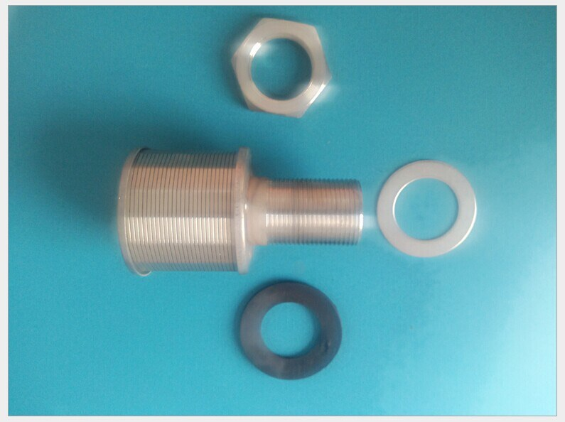 China Filter Nozzles / Wedge Wire Strainer Nozzle - China Straine ...