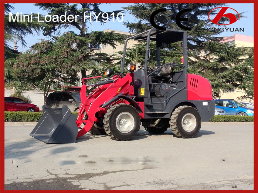 Front Shovel Loader (HY910)