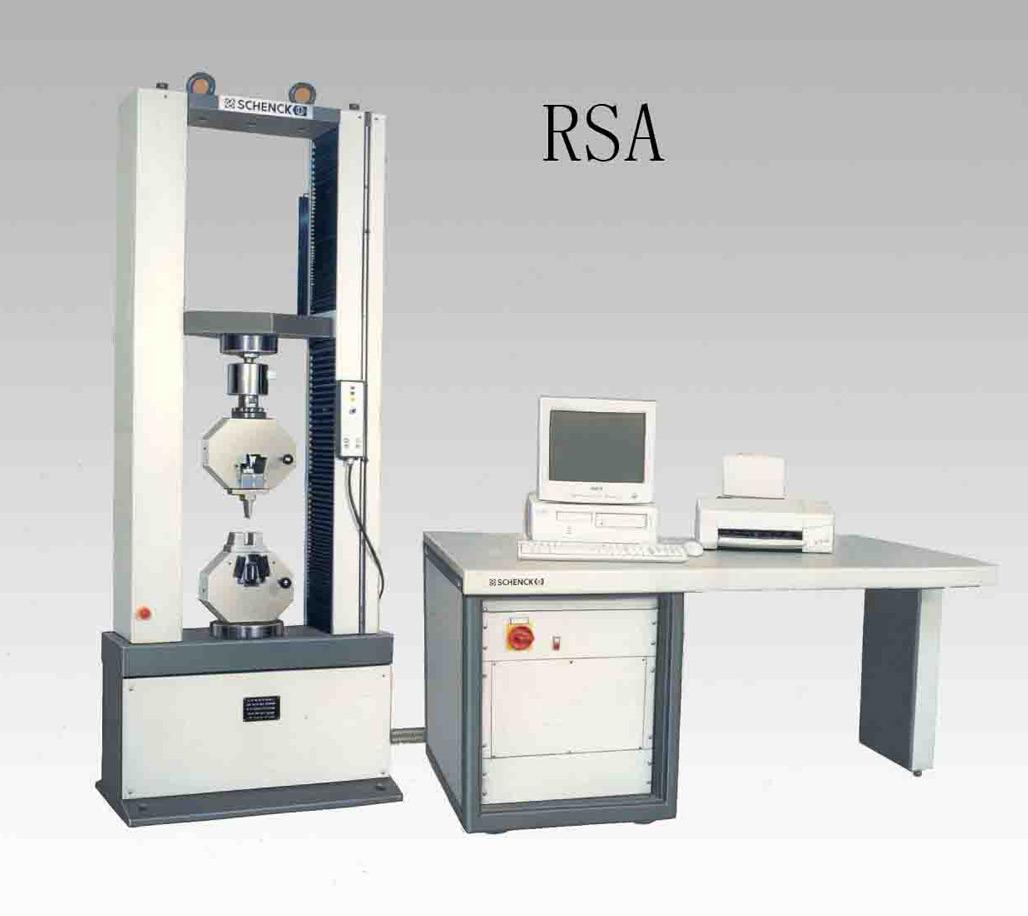 China Rsa Material Testing Machine China Material
