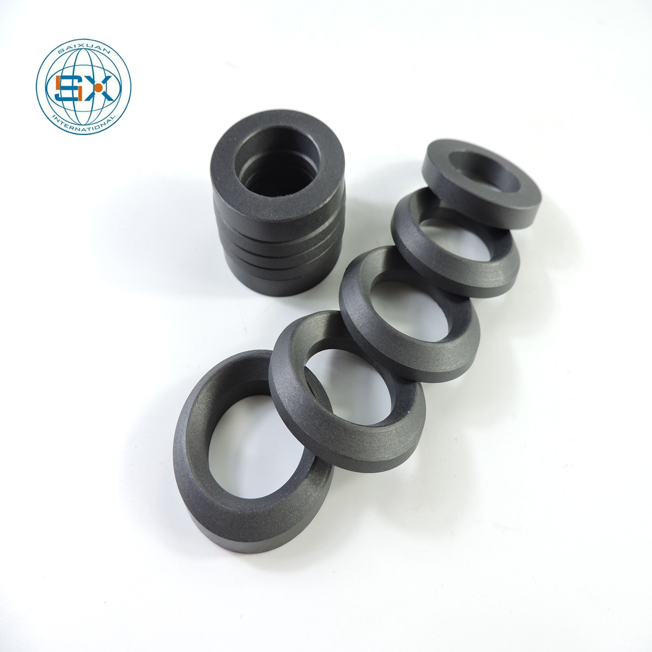 [Hot Item] Vee Packing Seal Ring Rubber and Silicon Hydraulic Seals