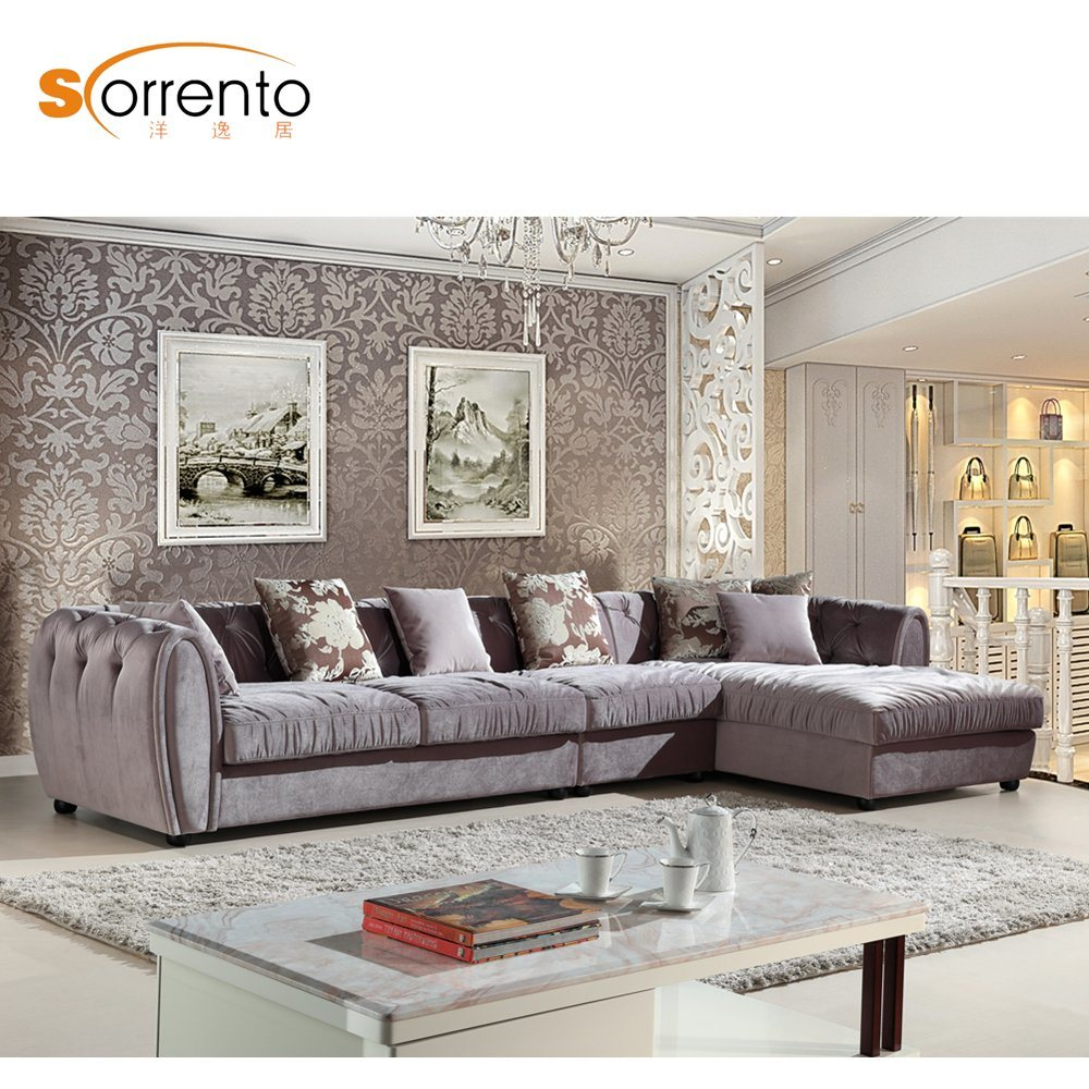 [Hot Item] Sorrento Brand Wholesale Furniture China Fabric Sex Sofa