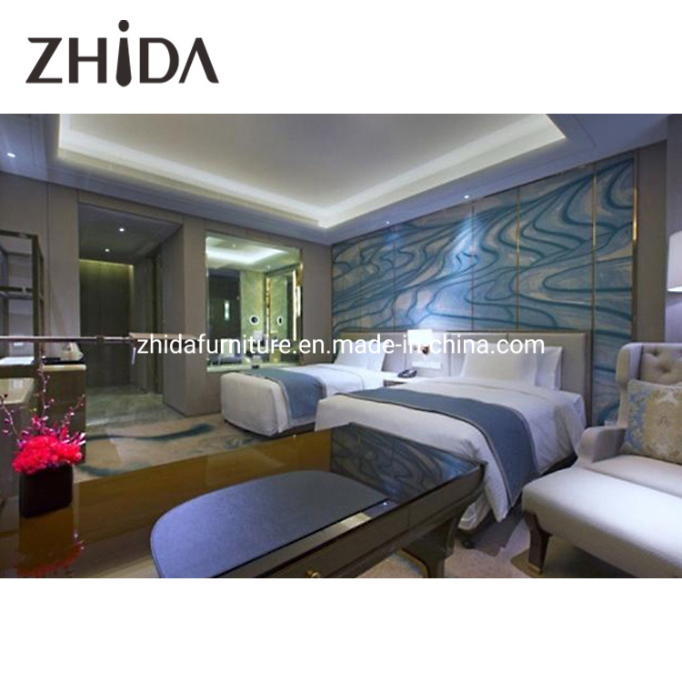 China Hotel Modern Bedroom Sofa Bed Coffee Table Furniture Set China 5 Star Hotel Furniture Chinese Bedroom Furniture Set