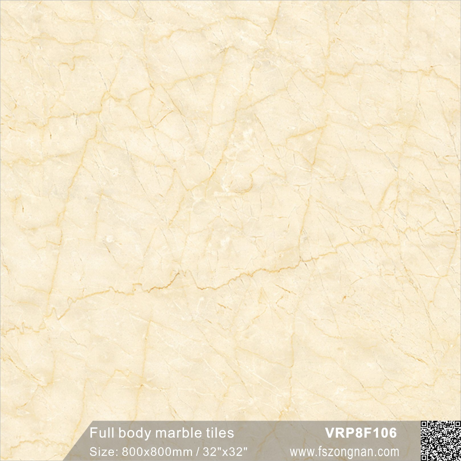 China Pink Full Body Marble Glazed Floor Tile For Building Material