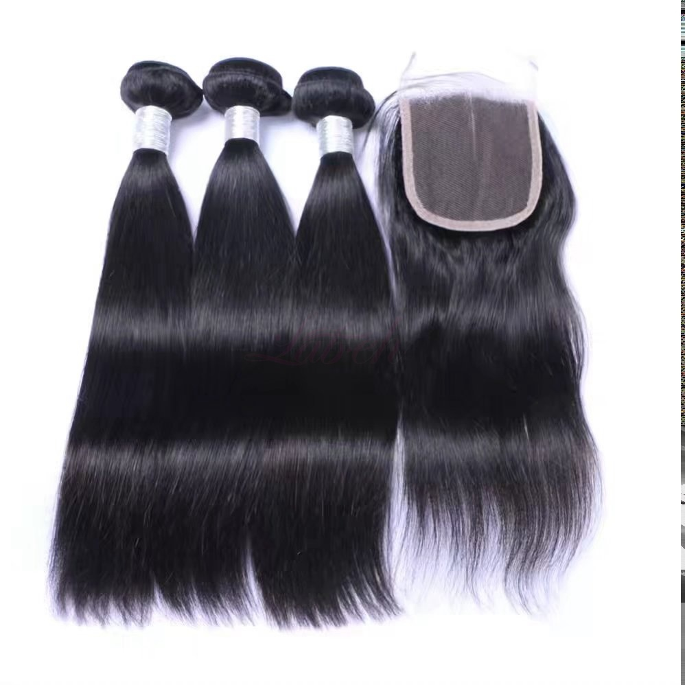 China Tangle Free Brazilian Silky Straight Weave Hair Extensions